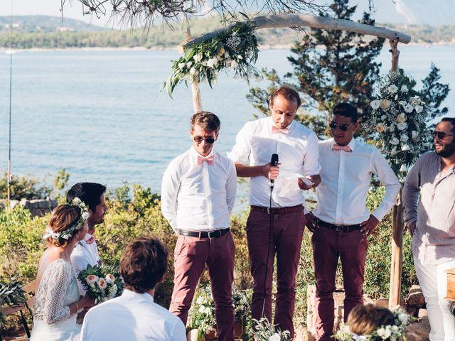 Il matrimonio di Thomas e Aurélie a Porto Cervo, Sassari 57