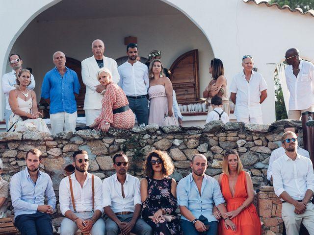 Il matrimonio di Thomas e Aurélie a Porto Cervo, Sassari 60