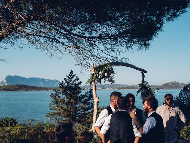 Il matrimonio di Thomas e Aurélie a Porto Cervo, Sassari 62
