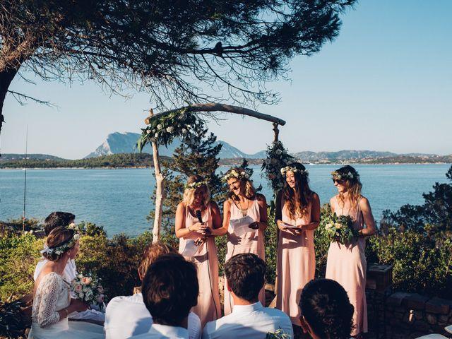 Il matrimonio di Thomas e Aurélie a Porto Cervo, Sassari 64