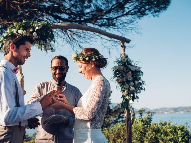 Il matrimonio di Thomas e Aurélie a Porto Cervo, Sassari 67