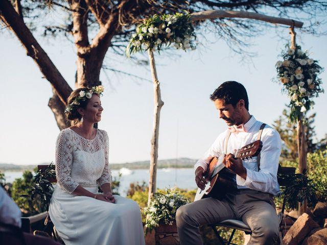Il matrimonio di Thomas e Aurélie a Porto Cervo, Sassari 69
