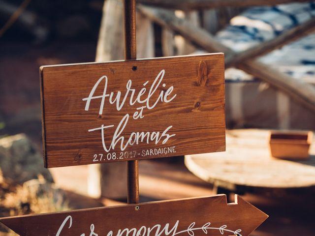 Il matrimonio di Thomas e Aurélie a Porto Cervo, Sassari 72