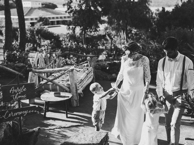 Il matrimonio di Thomas e Aurélie a Porto Cervo, Sassari 73