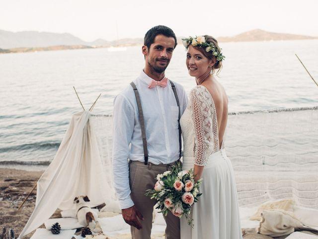 Il matrimonio di Thomas e Aurélie a Porto Cervo, Sassari 78