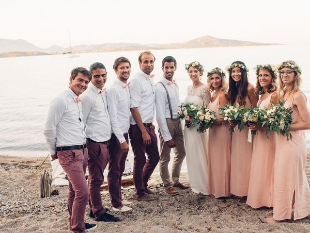 Il matrimonio di Thomas e Aurélie a Porto Cervo, Sassari 80