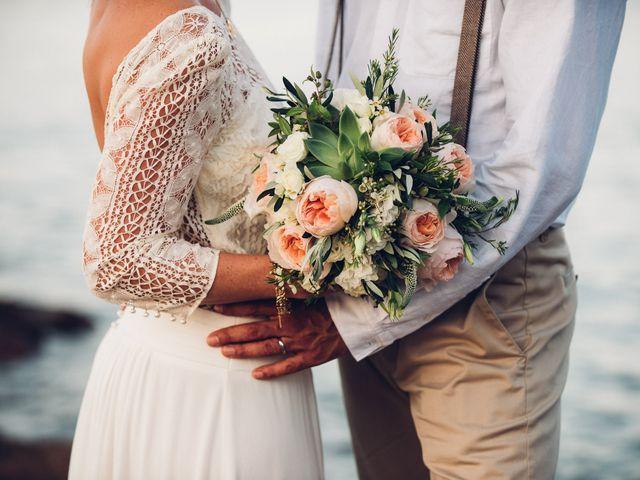 Il matrimonio di Thomas e Aurélie a Porto Cervo, Sassari 84