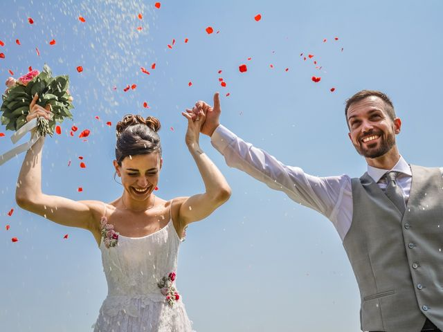 Le nozze di Giada e Mirko