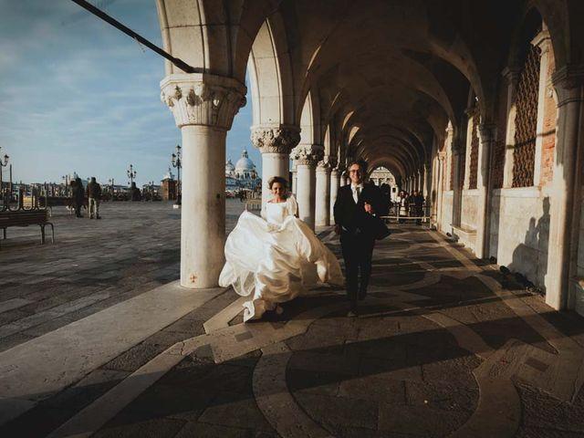 Le nozze di Giuliana e Ettore