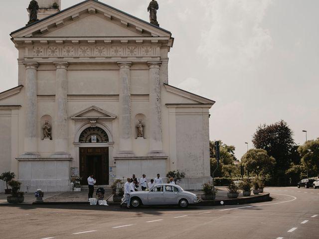 Il matrimonio di Mattia e Tiziana a Preganziol, Treviso 31