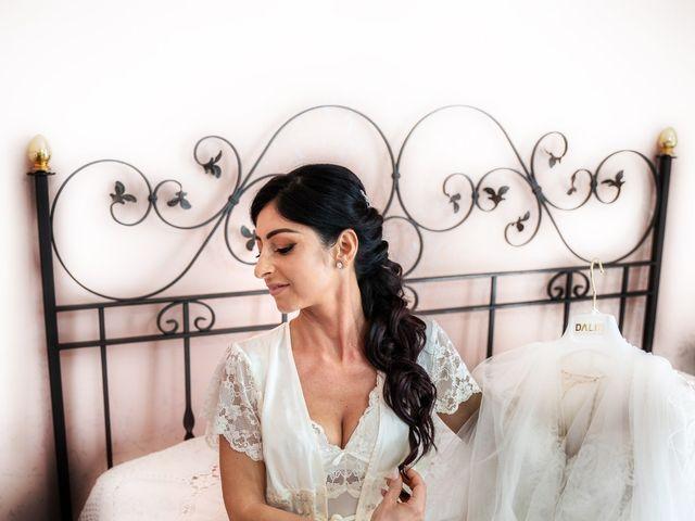 Il matrimonio di Consolato e Annalisa a Forino, Avellino 10