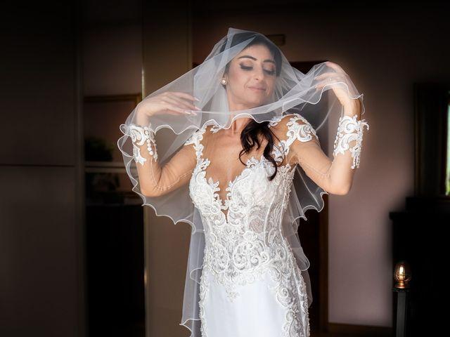 Il matrimonio di Consolato e Annalisa a Forino, Avellino 14