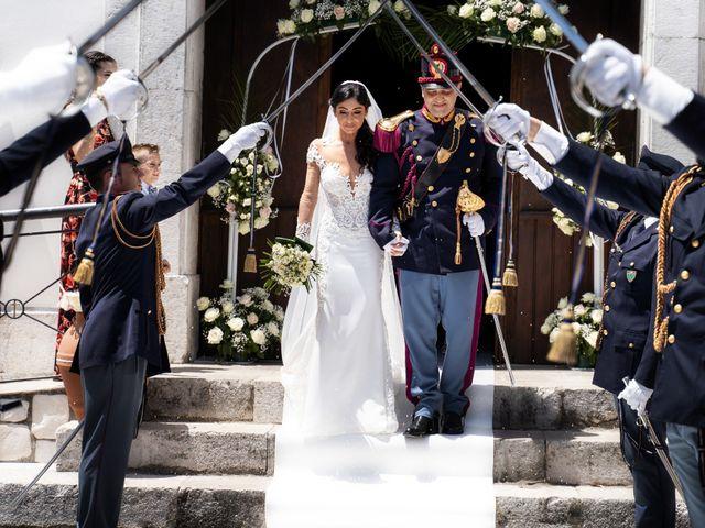 Il matrimonio di Consolato e Annalisa a Forino, Avellino 16