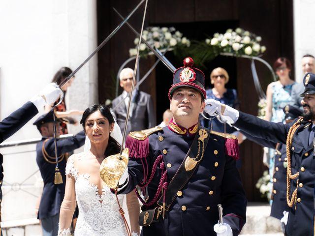 Il matrimonio di Consolato e Annalisa a Forino, Avellino 17