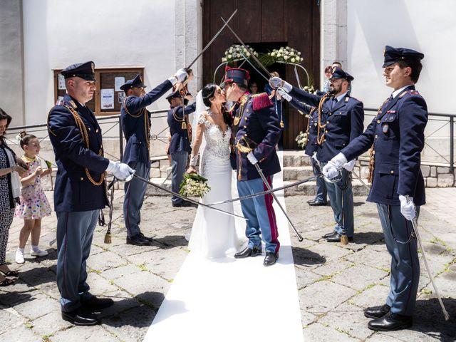 Il matrimonio di Consolato e Annalisa a Forino, Avellino 18