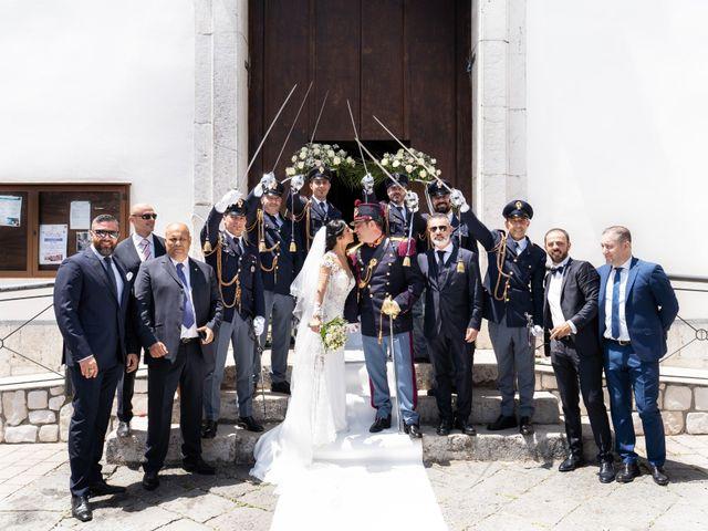 Il matrimonio di Consolato e Annalisa a Forino, Avellino 19