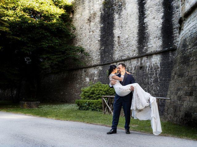 Il matrimonio di Consolato e Annalisa a Forino, Avellino 20