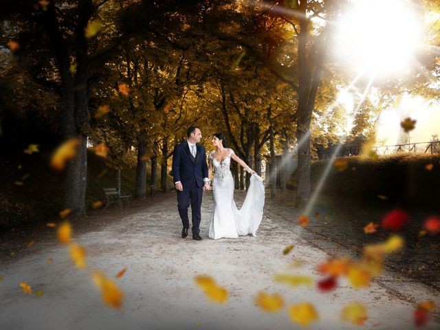 Il matrimonio di Consolato e Annalisa a Forino, Avellino 24