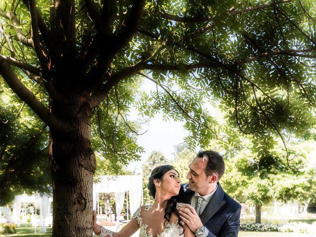Il matrimonio di Consolato e Annalisa a Forino, Avellino 29