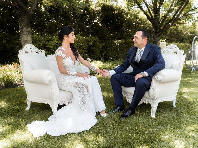 Il matrimonio di Consolato e Annalisa a Forino, Avellino 30