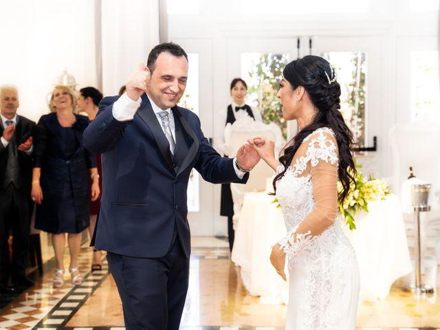 Il matrimonio di Consolato e Annalisa a Forino, Avellino 31