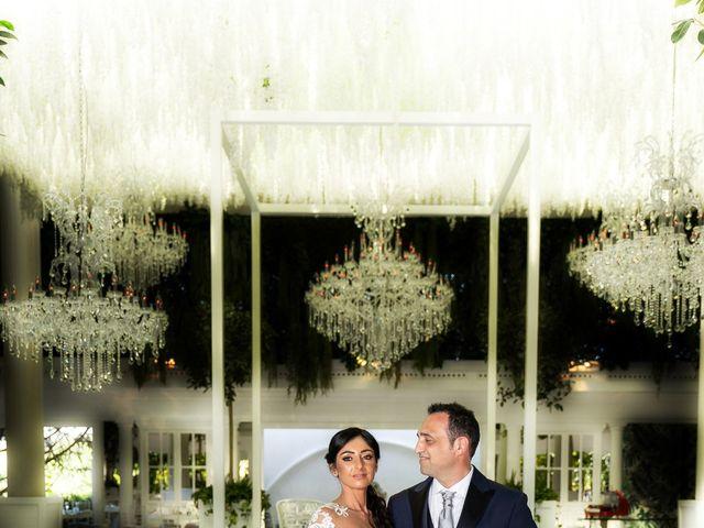 Il matrimonio di Consolato e Annalisa a Forino, Avellino 34