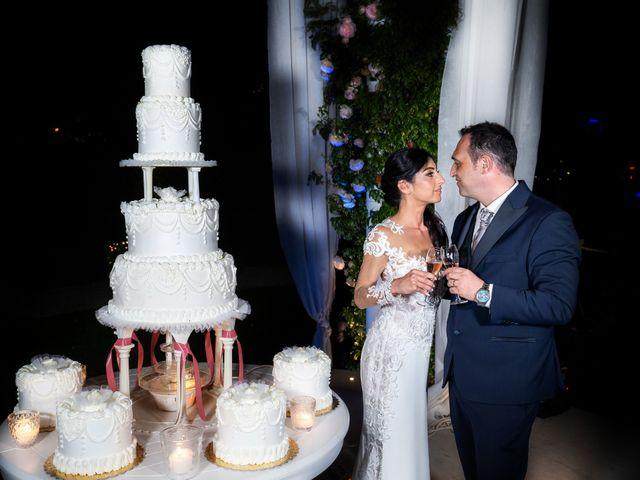 Il matrimonio di Consolato e Annalisa a Forino, Avellino 35