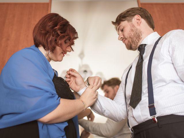 Il matrimonio di Matteo e Serena a Giarratana, Ragusa 5