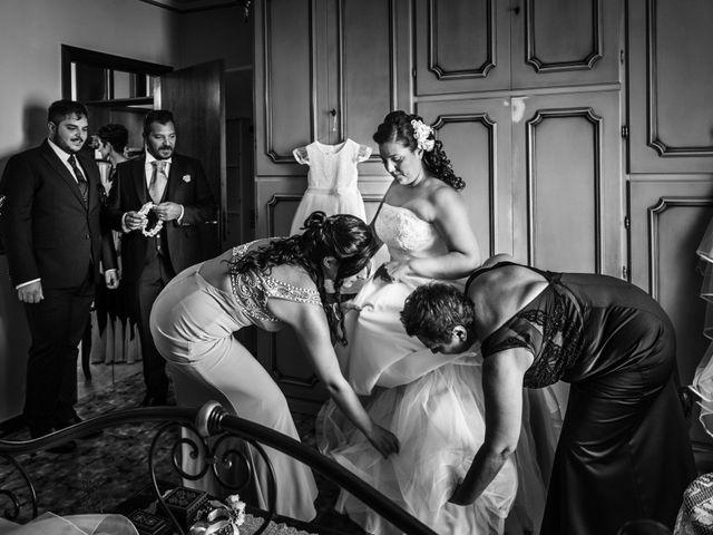 Il matrimonio di Matteo e Serena a Giarratana, Ragusa 25