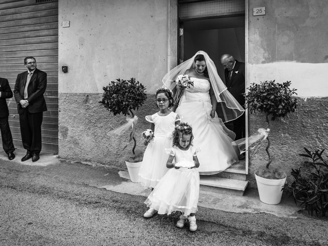 Il matrimonio di Matteo e Serena a Giarratana, Ragusa 32