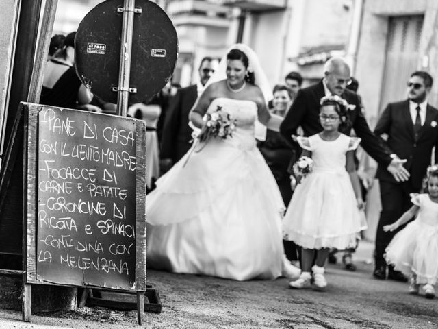 Il matrimonio di Matteo e Serena a Giarratana, Ragusa 33