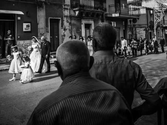 Il matrimonio di Matteo e Serena a Giarratana, Ragusa 34