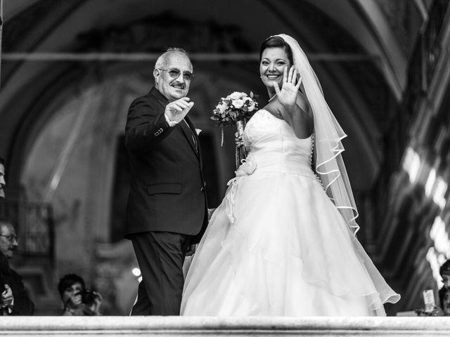 Il matrimonio di Matteo e Serena a Giarratana, Ragusa 35