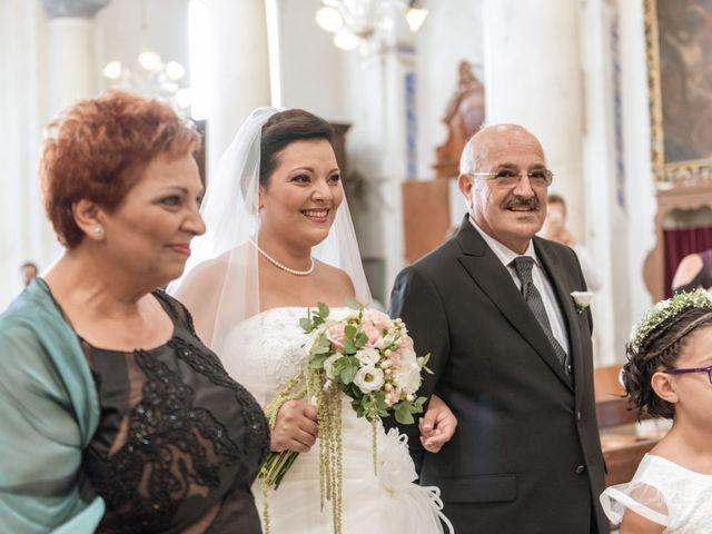 Il matrimonio di Matteo e Serena a Giarratana, Ragusa 37