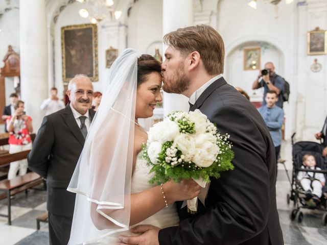 Il matrimonio di Matteo e Serena a Giarratana, Ragusa 38