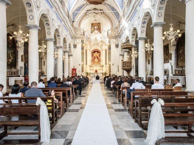 Il matrimonio di Matteo e Serena a Giarratana, Ragusa 41