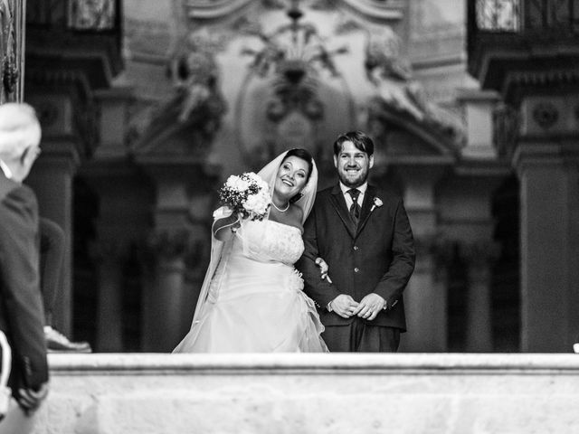 Il matrimonio di Matteo e Serena a Giarratana, Ragusa 51