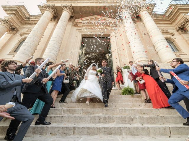 Il matrimonio di Matteo e Serena a Giarratana, Ragusa 53