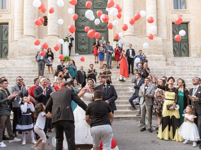 Il matrimonio di Matteo e Serena a Giarratana, Ragusa 55