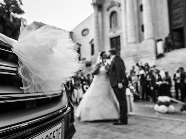 Il matrimonio di Matteo e Serena a Giarratana, Ragusa 57