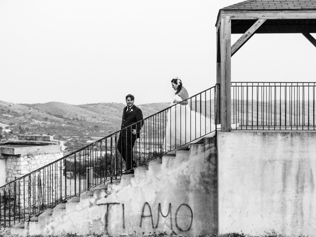 Il matrimonio di Matteo e Serena a Giarratana, Ragusa 62