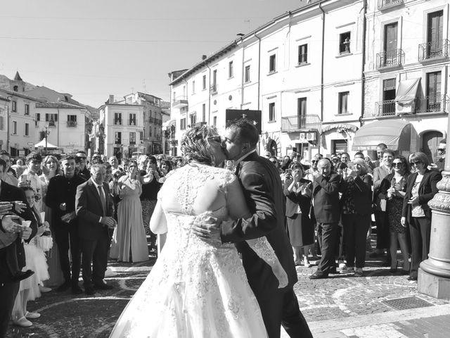 Il matrimonio di Yari e Marina a Montorio al Vomano, Teramo 9