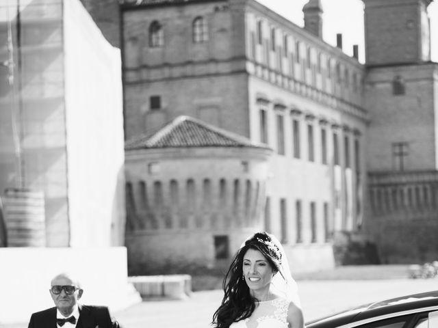 Il matrimonio di Diego e Ilaria a Carpi, Modena 25