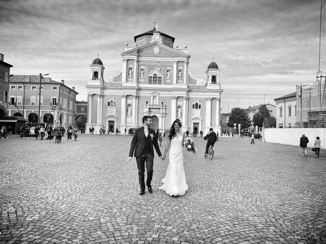 Il matrimonio di Diego e Ilaria a Carpi, Modena 37