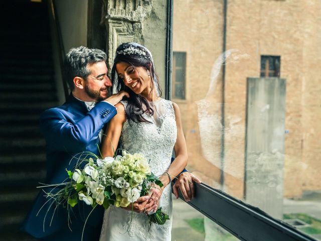 Il matrimonio di Diego e Ilaria a Carpi, Modena 38