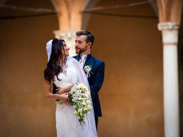 Il matrimonio di Diego e Ilaria a Carpi, Modena 41