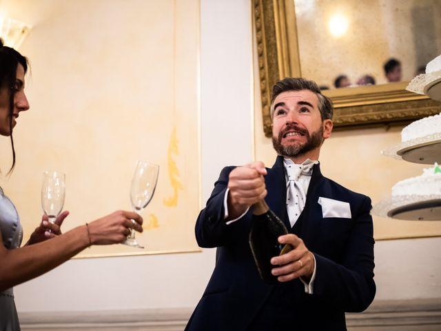 Il matrimonio di Diego e Ilaria a Carpi, Modena 60