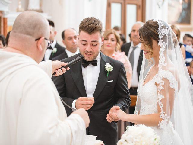 Il matrimonio di Federica e Guido a Licata, Agrigento 36