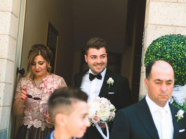 Il matrimonio di Federica e Guido a Licata, Agrigento 11