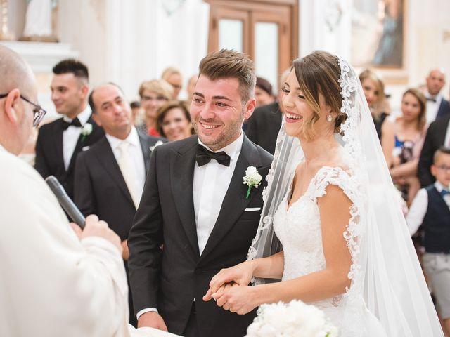 Il matrimonio di Federica e Guido a Licata, Agrigento 37